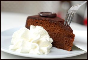 Chocolate Cake by Raghda86