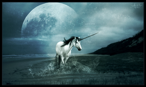 the first unicorn .. by inPrint
