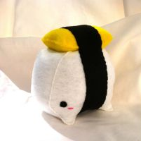Tamago Sushi Creature by PinkChocolate14