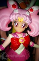 Sailor Chibimoon Excellent Model Toy Figure by onsenmochi