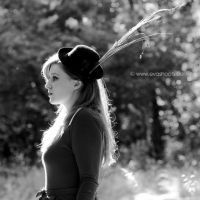 Frau Foerster  _  Miss Forester by EvaShoots