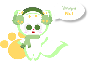 Grape Nut by Alice-of-Africa