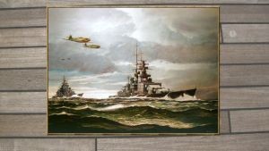 3rd Reich KMS Scharnhorst and GneisenauOperati by PanzerBob