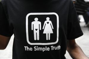 The truth about Men by EyeInFocus