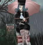 Lluvia of the Rain by EvilBust3r