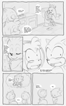 Sonic got Amy Pregnant Pg 25 by sonicxamy09