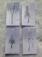 Four trees by naha-def