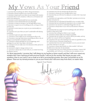 For Tessa - My Vows As Your Friend by PurpleArtemis