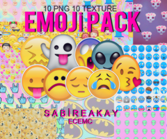 Emoji Pack by Ecemc
