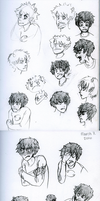 SKETCH DUMP WHEN WILL IT STOP by Kayotics