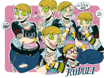 Rudolf by ToxicToothpick
