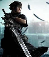 FFXIII Noctis by Squall-Darkheart