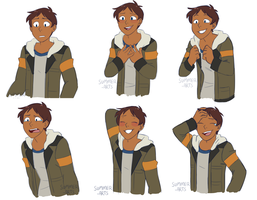 lots of lance by SummerSnowLeopard