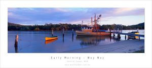 Early Morning - Woy Woy by MattLauder