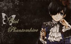 Ciel Phantomhive by Claire0267