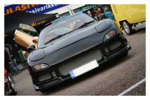 Best Car Without Audio: RX-7 by ShagStyle