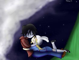 Into the Night by Dartty