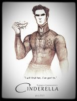 Cinderella: The Prince by MonsieurDenvoir