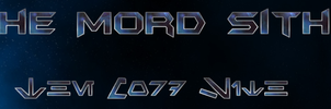 The Mord Sith 1-1 by Lunastorm125