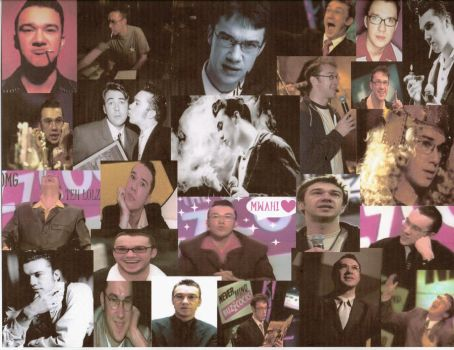 Mark Lamarr Collage by ToonChaosRanger