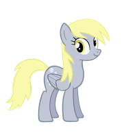 Derpy Hooves by Vexorb