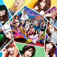 Girls' Generation - I Got A Boy CD Cover #2 by igravpravdu
