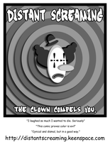 Distant Screaming Flyer by turnasella