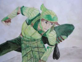 Nod the Leafman by WreckItRalphFan
