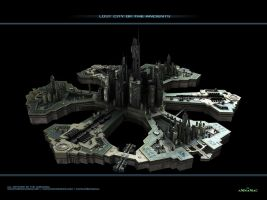 Lost City of the Ancients by Animaniacarts