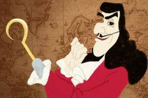 Captain Hook by broopimus