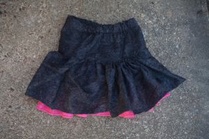 skirt by VioletBreezeStock