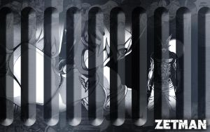 Zetman: Zet and Alphasz WP by Hallucination-Walker