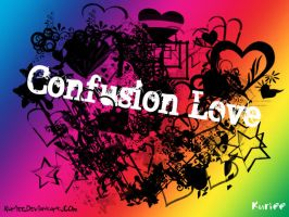Confusion Love by kuriee