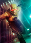 Reverse Flash by TheElectrifyingOneHD
