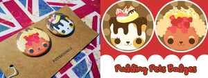 Pudding Pets Now In Store by Butterscones