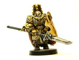 Custodes Champion by ByTheDock