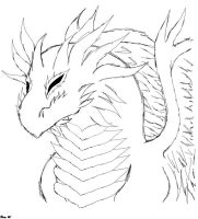 DRAGOON SKETCH by kittygirl101 by DEVIOUS-DISCORD-RP