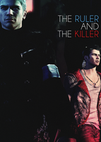 DMC The Ruler and The Killer Brothers by Hatredboy