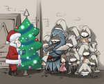 Merry Assassin Christmas by Fuugen
