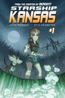Starship Kansas Preview Issue by OtisFrampton