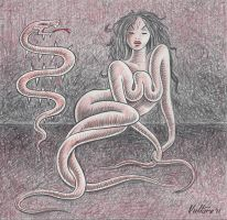 Serpent Mistress by offermoord
