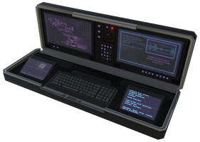 H3-ODST Portable Computer by ToraiinXamikaze