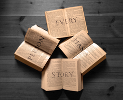 every person has a story by inaeriksson
