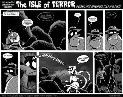 The Isle of Terror pt.8 by thecheckeredman
