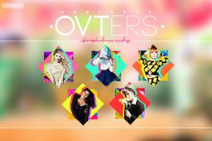 Ovters - Avatars (Free) by Ihavethedreamersdise