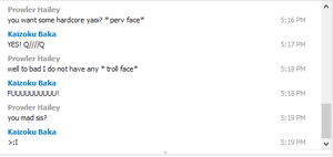 Meanwhile on skype by Wolvestorms