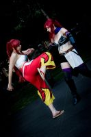 One nice kick by SCARLET-COSPLAY