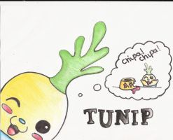 turnip from octonauts by NekoRukia