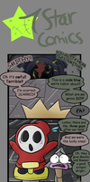 Seven Star Comics 73 by Loopy-Lupe