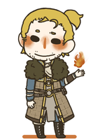 Anders by jamknight